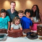 The Bruce Bogtrotter Challenge: We made 'Matilda the Musical' cast members try Manila's best chocolate cakes