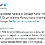 Kim Chiu, Janine Gutierrez and Gretchen Ho just defended Vico Sotto and we stan these queens