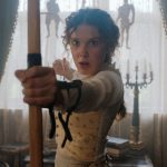 Millie Bobby Brown is Sherlock Holmes' younger sister