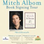 'Tuesdays with Morrie' author Mitch Albom will be back in Manila in Feb.