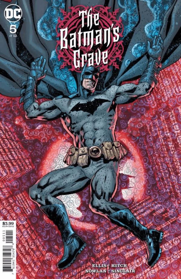 'Batman's Grave,' 'Green Lantern,' 'Ascender': This week's Super comic book picks