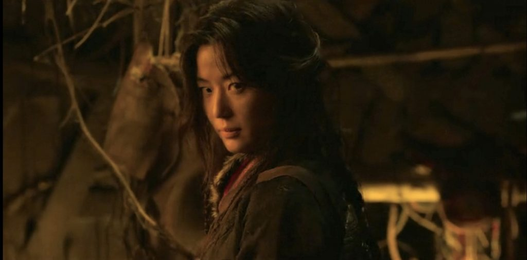 Jun Ji-hyun in Kingdom