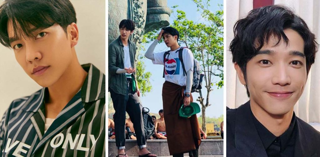 Lee Seung-gi and Jasper Liu is Twogether
