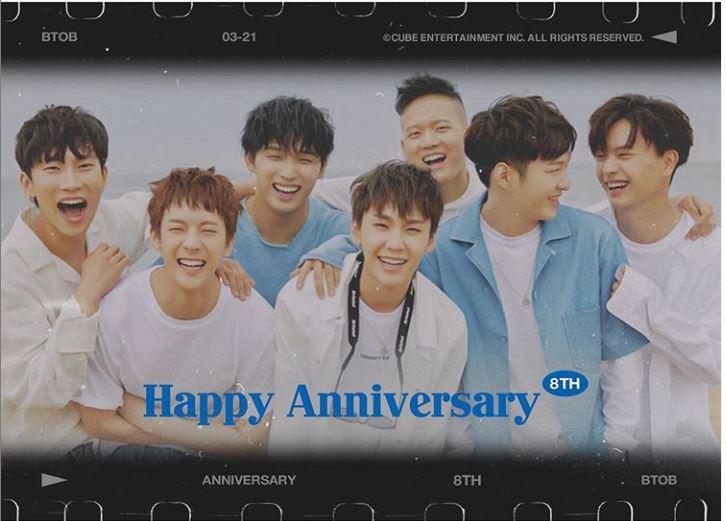 BTOB anniversary