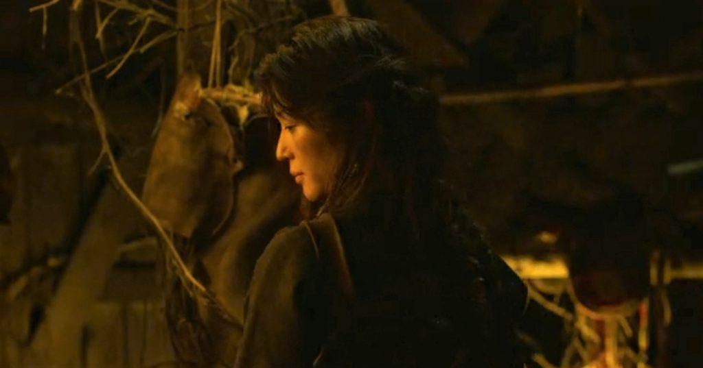 Jun Ji-hyun in Kingdom