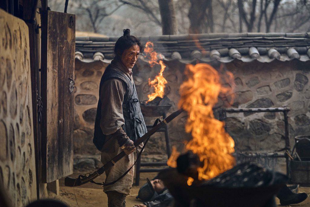 Kim Suk-kyu Yeongshin Kingdom