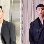 Park Seo-jun says goodbye to chestnut and hello to pineapple