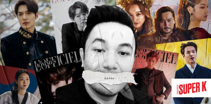 The many lies of Jack Cruz: The man who claimed to be the stylist of Lee Min-ho's upcoming K-drama