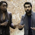 Talking to 'The Lovebirds' Issa Rae and Kumail Nanjiani