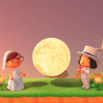 Couple celebrates anniversary in Animal Crossing and it's the cutest thing ever