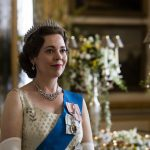 Astronauts and nail varnish: On the set of 'The Crown'
