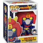 The secret story of the Funko Pop! Voltes V