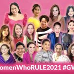 #GlobalWomenWhoRULE2021 sets International Women's month in a pink and positive tone