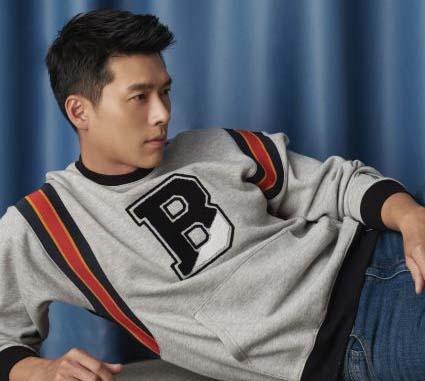 Hyun Bin for Bench