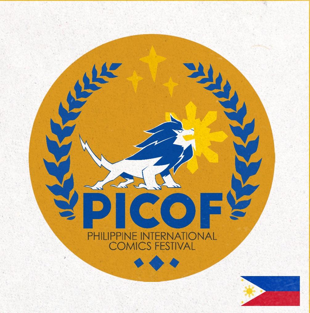 The Philippine International Comics Festival logo